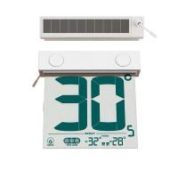 Цифровой термометр на солнечной батарее 01388