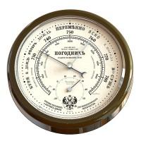 "Барометр анероид ""Классика"" с термометром"